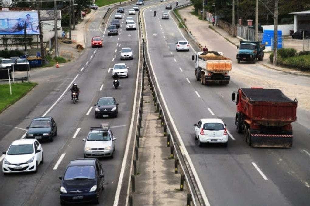 Feriadão termina com saldo de 66 acidentes, sete mortos e 45 feridos