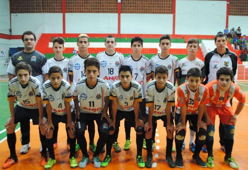 2fa0e6e9b0 Sub-15 de Forquilhinha Anjo Futsal tem novos desafios no Campeonato Estadual