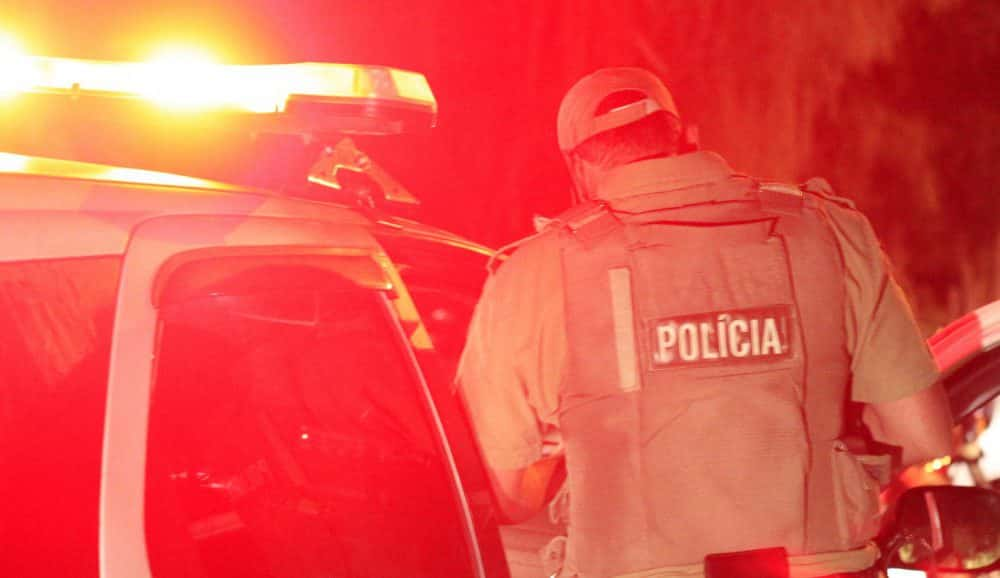 polícia militar noite pm