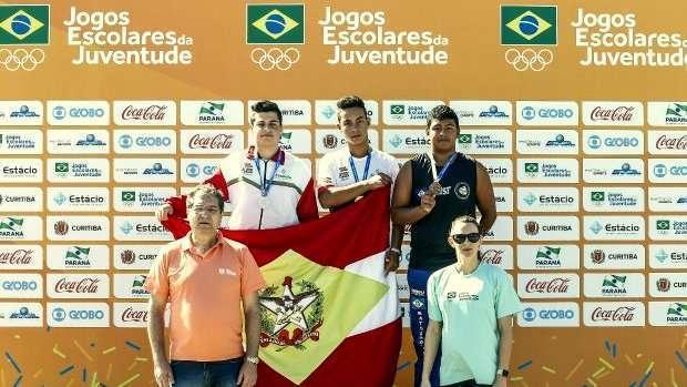 Handebol feminino se classifica para etapa final em Curitiba — Jogos Escolares