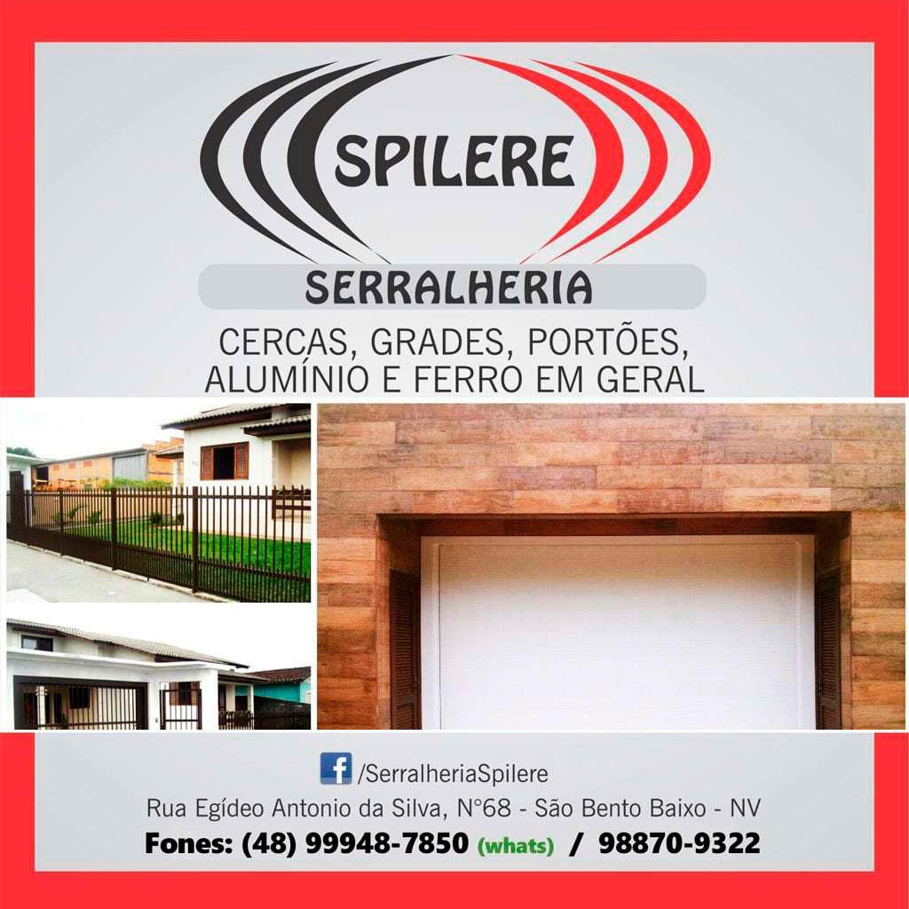 Spilere Serralheria G