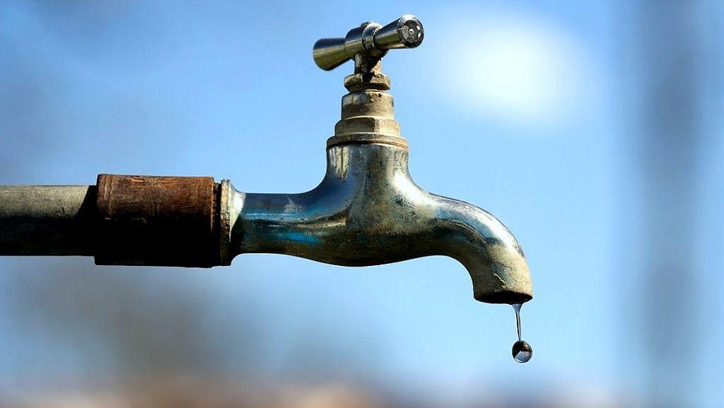 Resultado de imagem para torneira sem agua