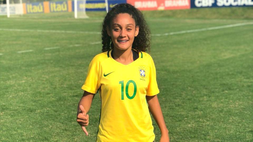 641bed8515 Criciumense disputará Sul-Americano pela Seleção Brasileira Feminina de Futebol  Sub-17