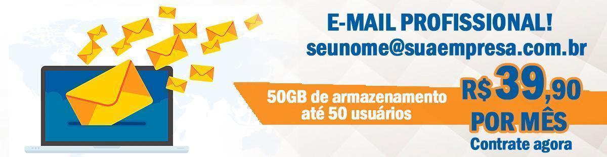 E-mails @suaempresa.com.br