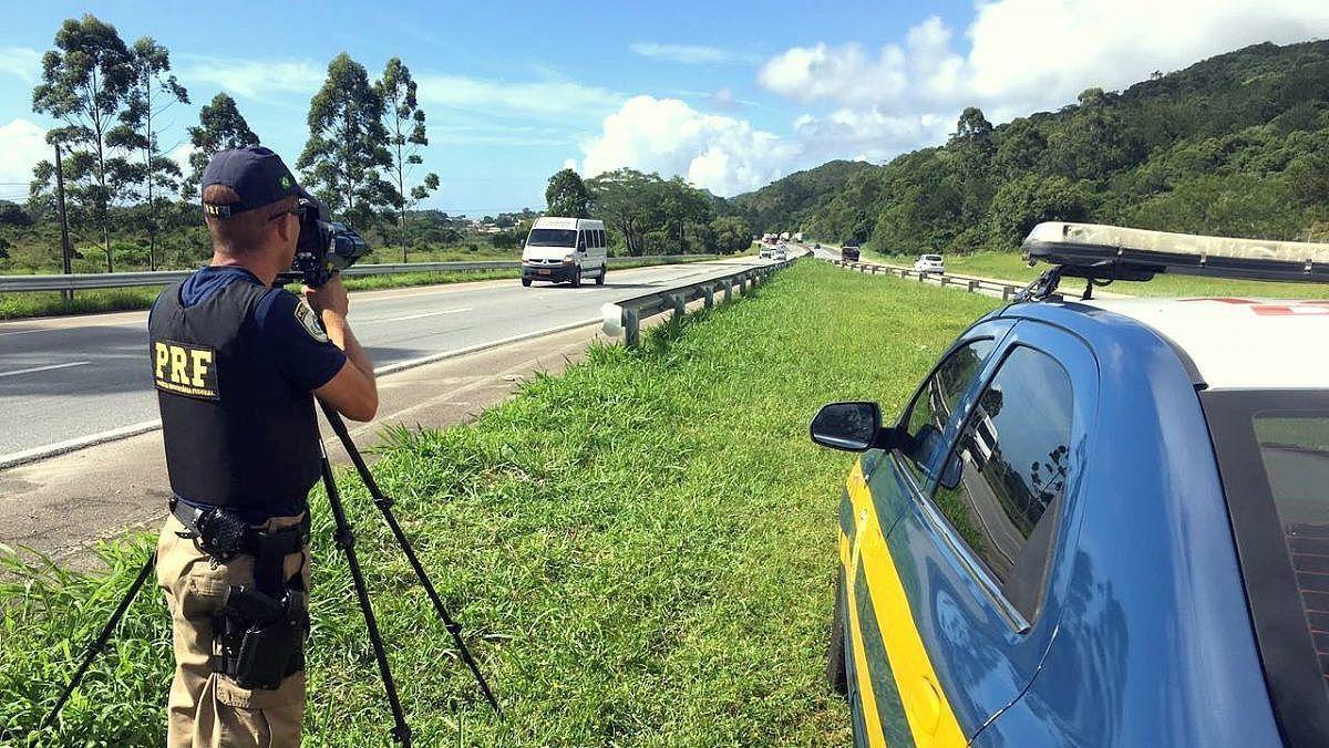 Operação da PRF intensifica cuidados nas rodovias durante feriadão