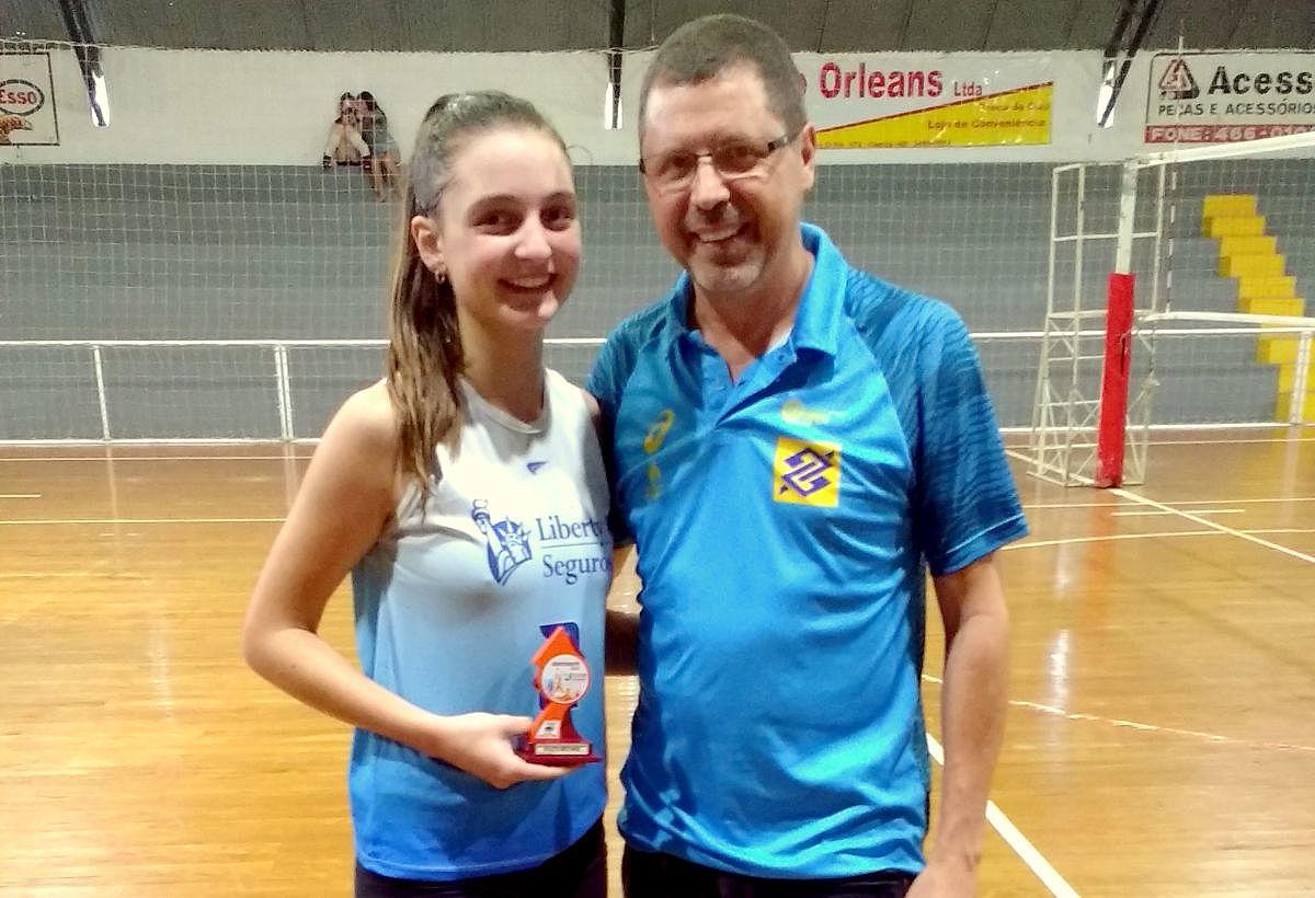 Maria Eduarda Westrup Atleta Destaque
