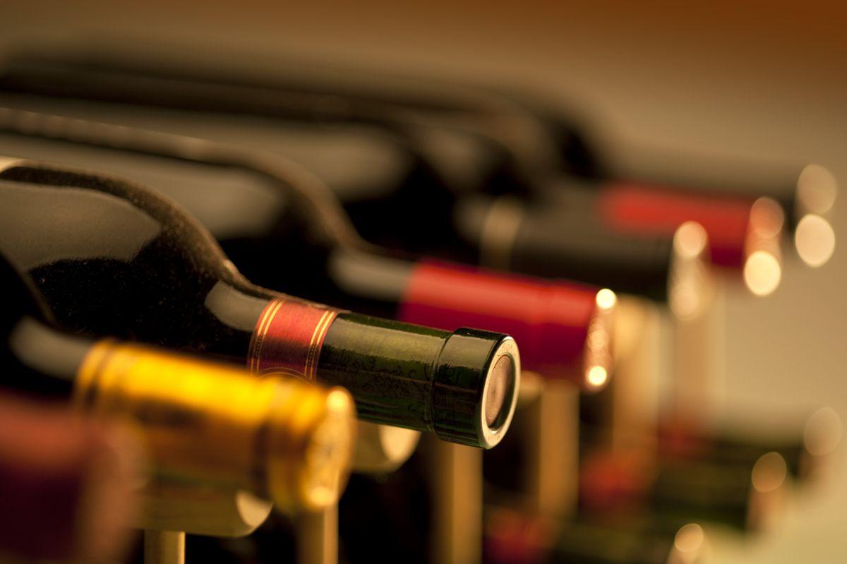 Armazenando vinhos